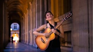 Christie Lenée Talks Gear, Performance, and Her Phenomenal Percussive Fingerstyle Technique