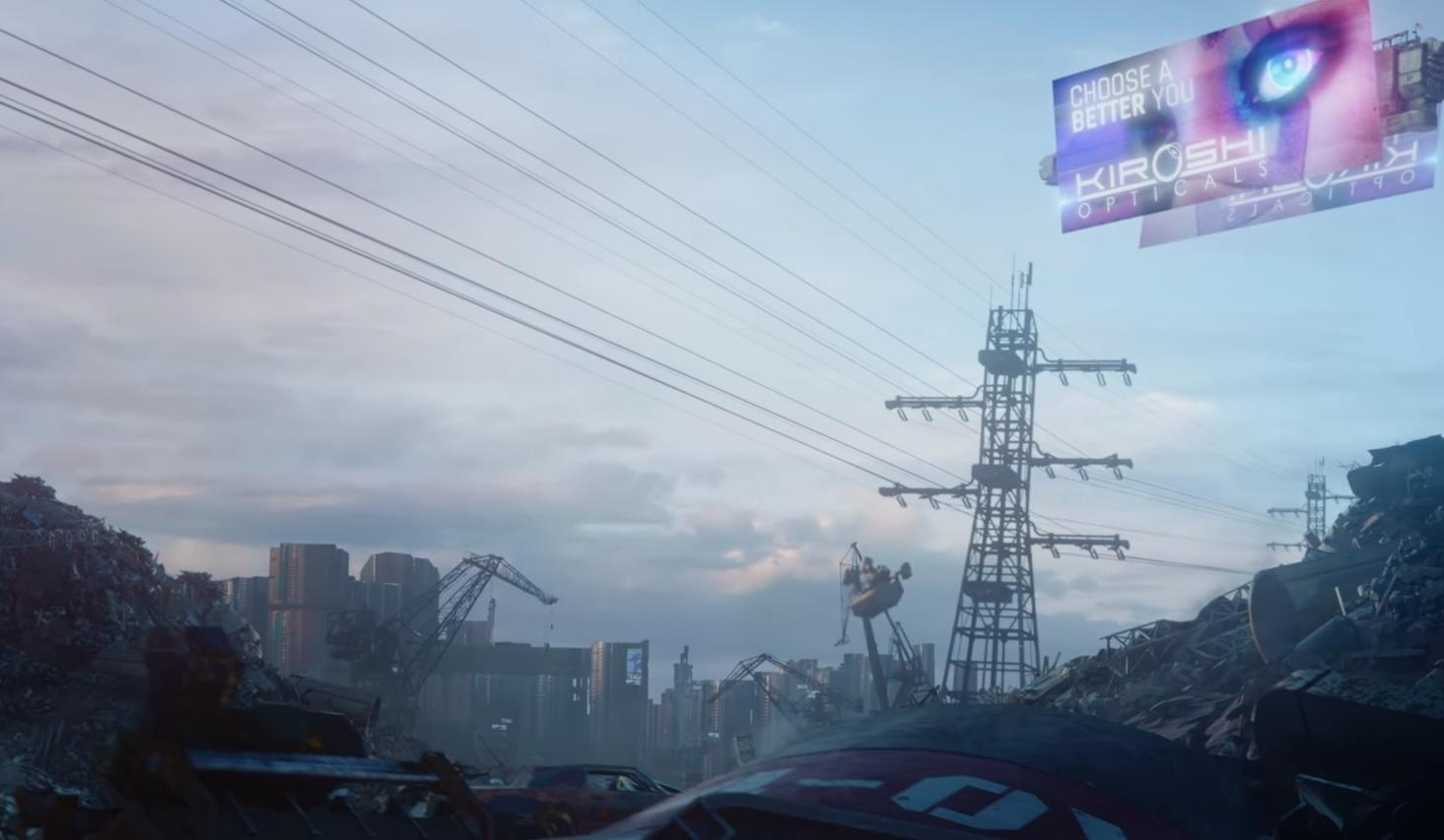 Cyberpunk 2077 won't just be set inside Night City   PC Gamer