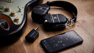 """Could this """"Wireless Personal Guitar Amplification System"""" change the way you practice?"""