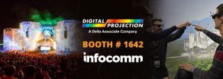 Digital Projection at InfoComm 2019