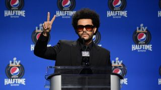 Halftime Show 2021 The Weeknd