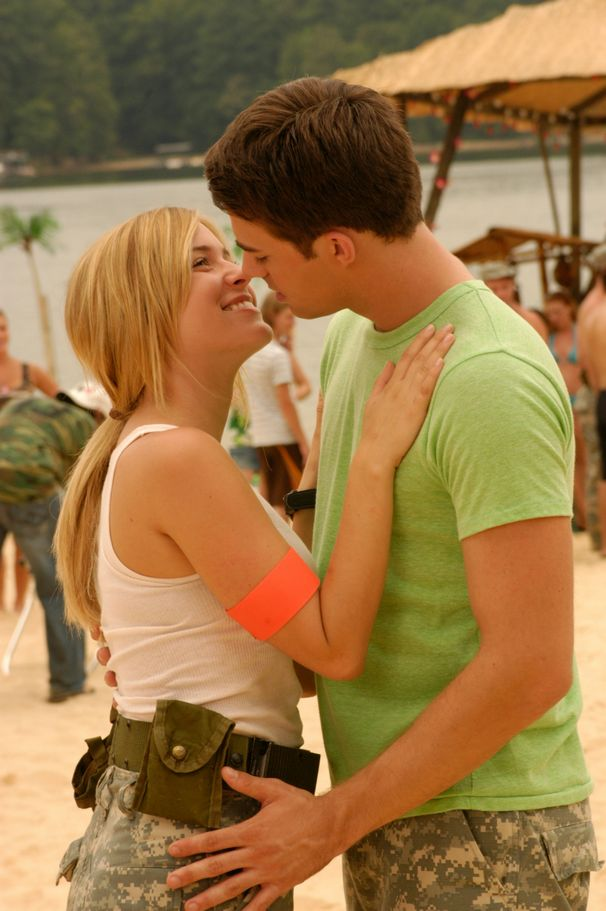 Scantily Clad Trailer And Images For Van Wilder: Freshman Year #7973