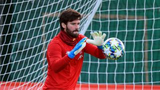 Liverpool Training Session – Melwood Training Ground