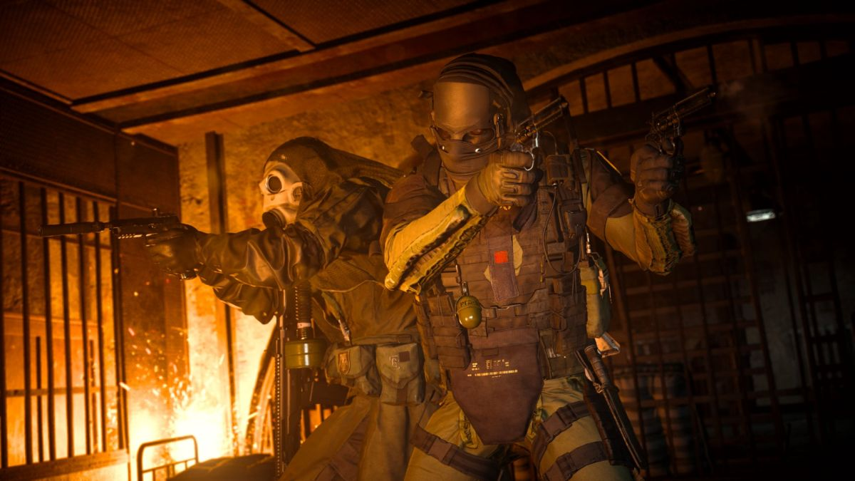 Call of Duty: Warzone finally has Duos