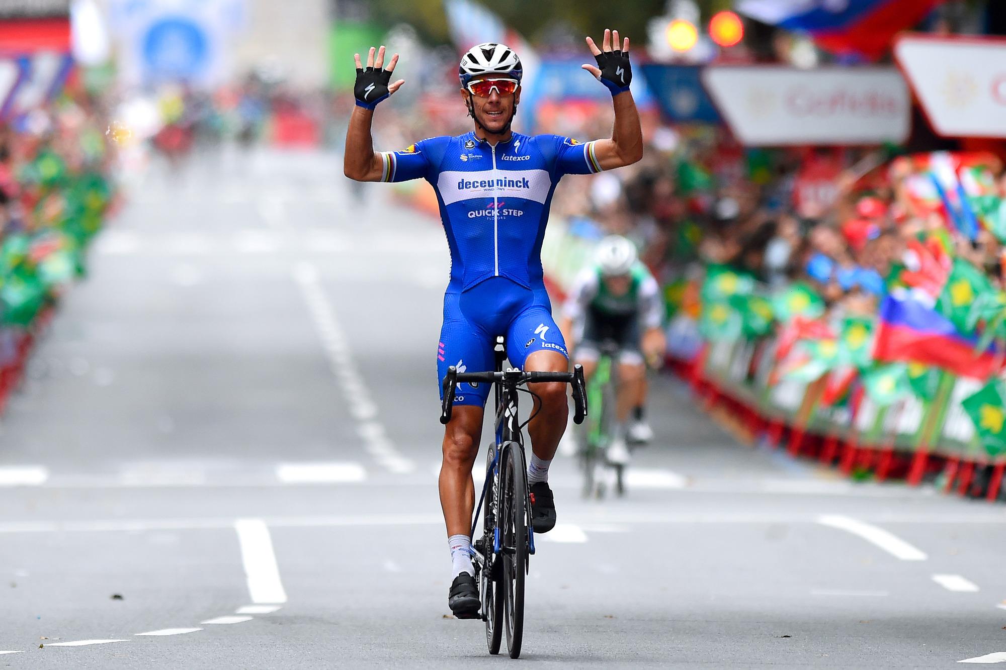 Vuelta a Espana stage 12