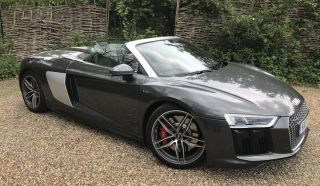 Bang Olufsen Sound System Audi R8 Spyder Hands On Review What