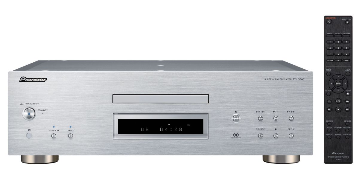 Pioneer introduces its new 'reference' AV receivers and SACD