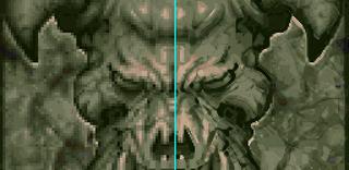 Doom AI upscale mod