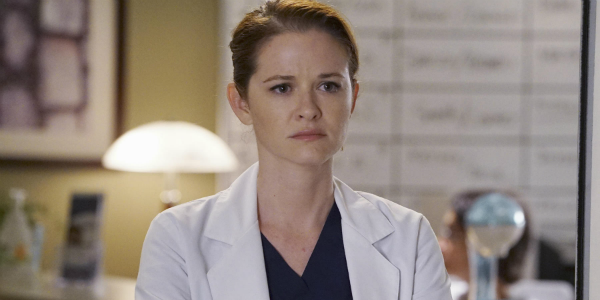 Grey's Anatomy April Sarah Drew ABC