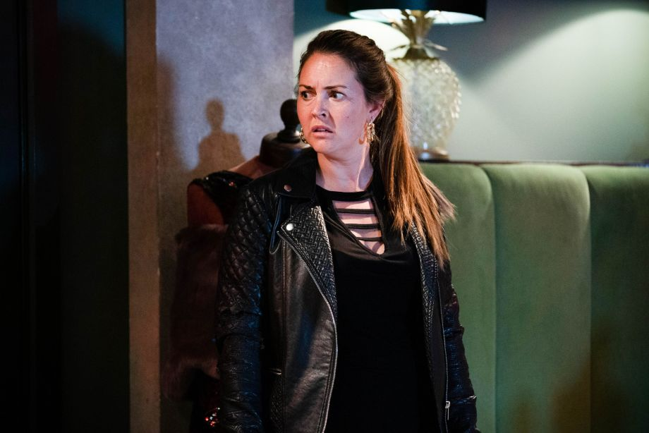Stacey slags off Ruby in EastEnders