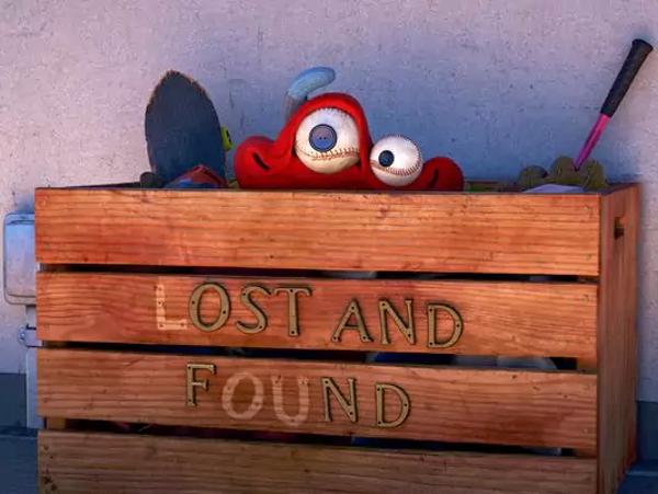 Cars 3 Lou Pixar