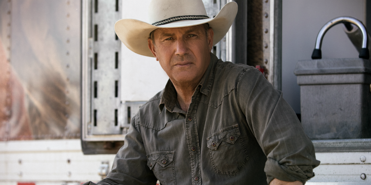 Yellowstone Kevin Costner John Dutton Paramount Network