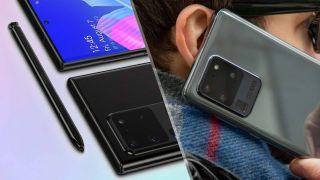 Samsung Galaxy Note 20 vs Galaxy S20 Ultra