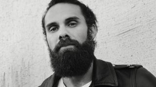 A photograph of Letlive's Jason Aalon Butler