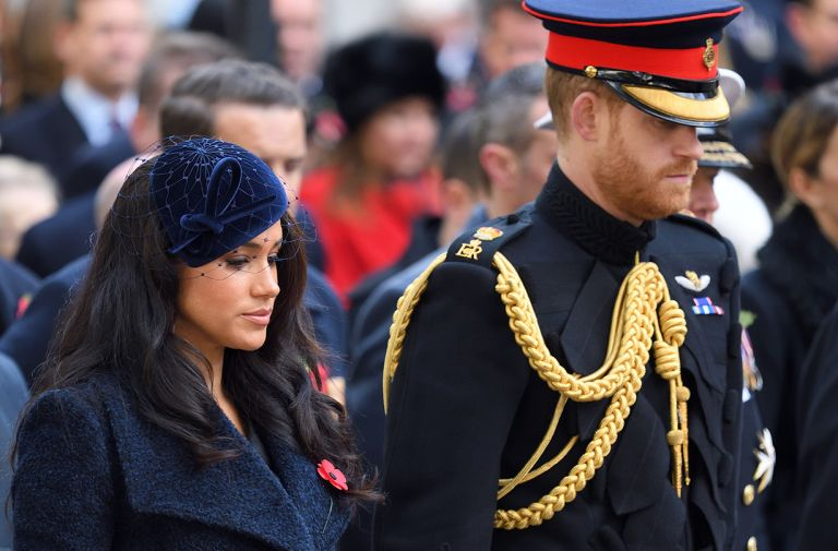 sign prince harry meghan markle lose royal titles