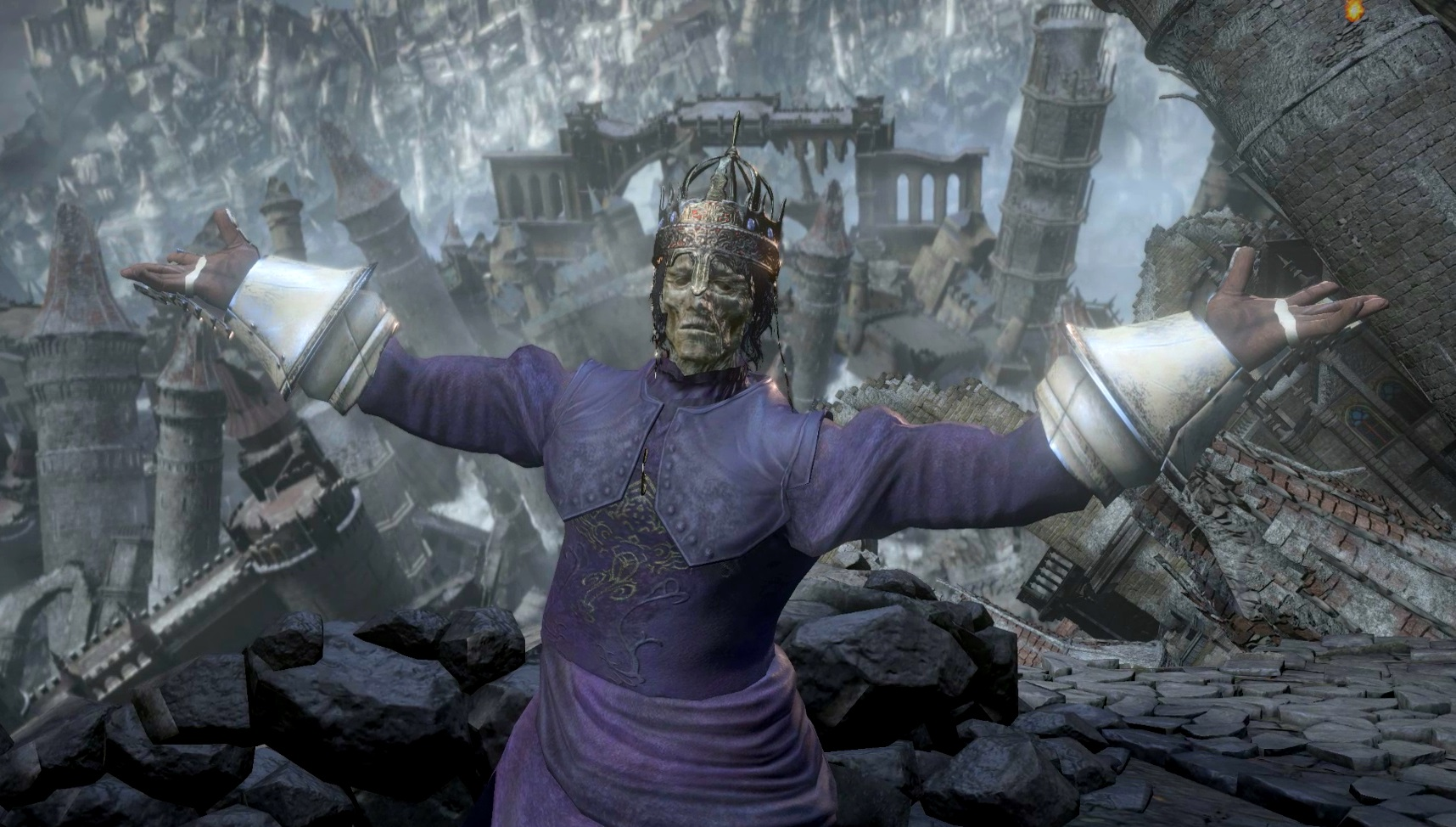 Fashion Souls: finding Dark Souls' most fabulous enforcers