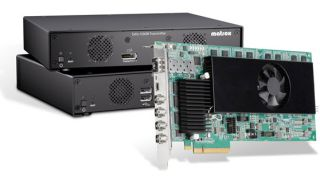 Matrox Unveils Extio 3 IP KVM Product Line