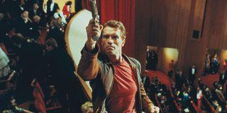 Arnold Schwarzenegger in Last Action Hero