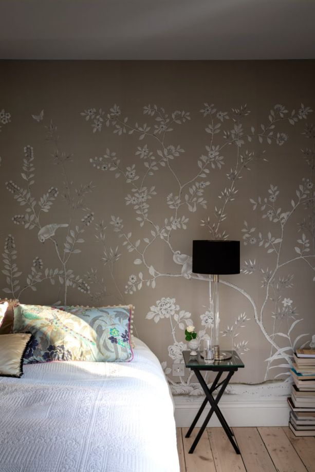 Bedroom wallpaper ideas: Beautiful wallpaper for bedrooms