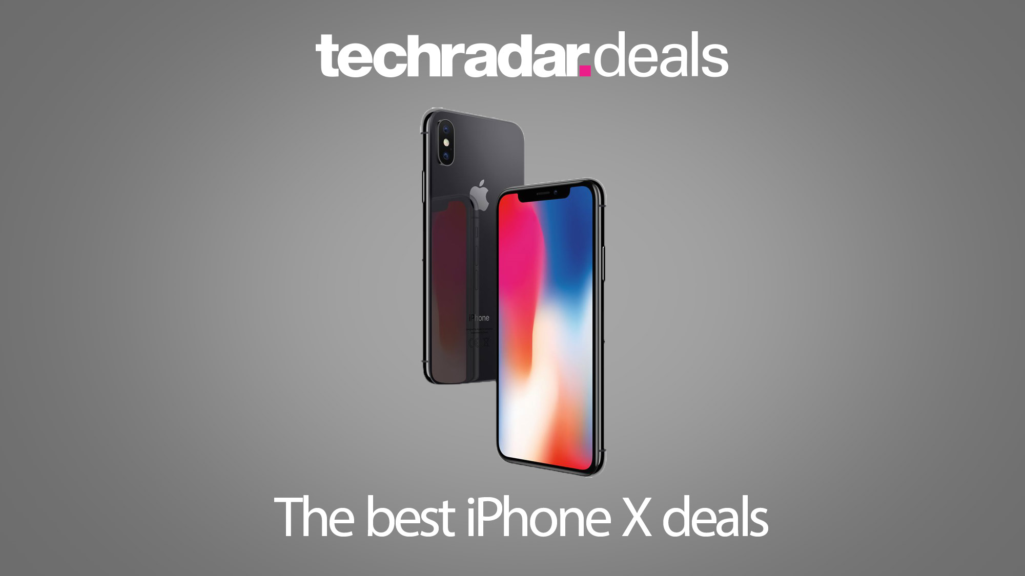 The best iPhone X deals and contracts in December 2019