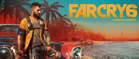 Promobilde i anledning lanseringen av «Far Cry 6» med den mannlige versjonen av Dani