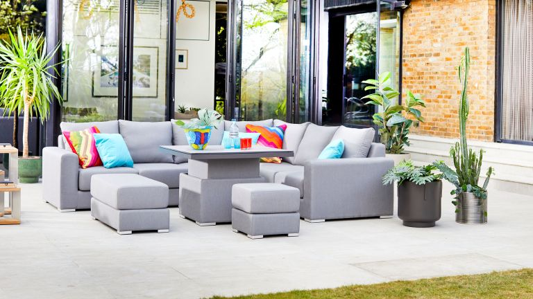 how much does a patio cost bridgman modern furniture