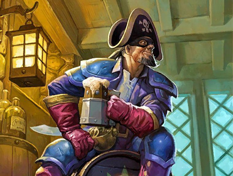 стол пиратов