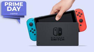 Best Prime Day Nintendo Switch deals