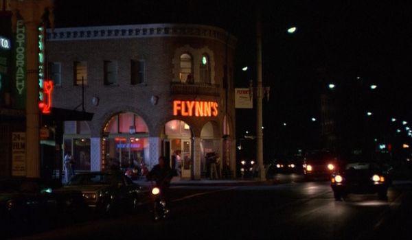 Flynn's Arcade from Tron