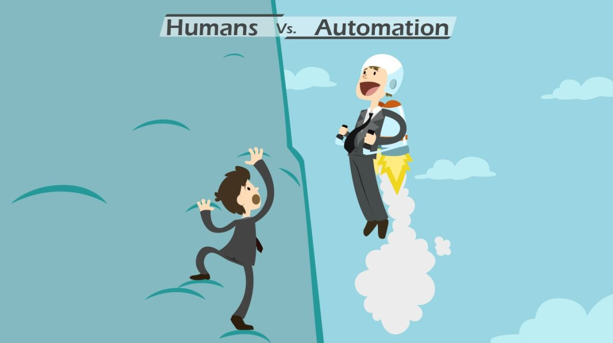 """Lack of automation could make your business """"irrelevant"""""""