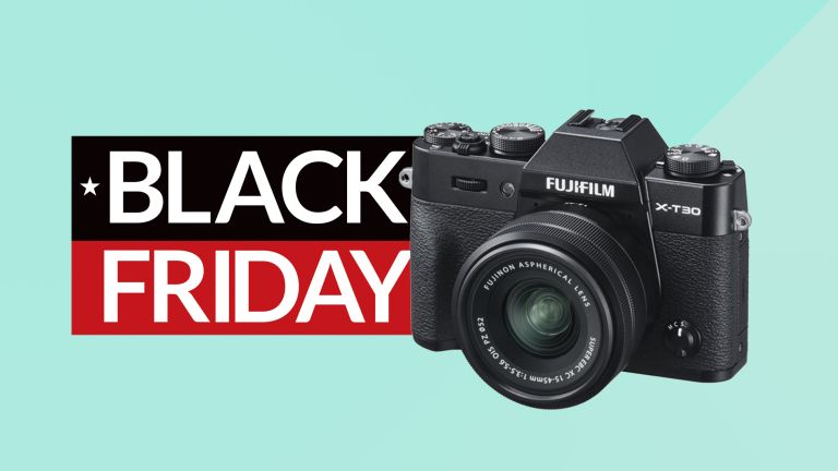 This Fujifilm X-T30 deal is the best Black Friday camera deal we've ever seen