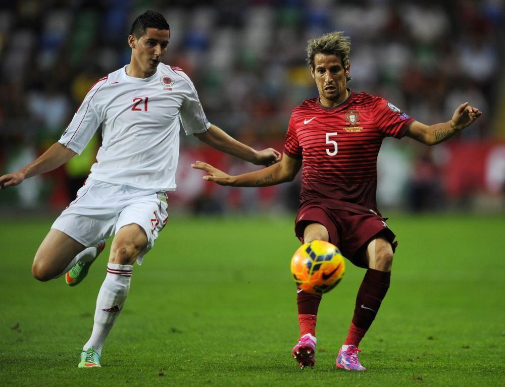 Euro 2016 Qualifying: Portugal 0 Albania 1 | FourFourTwo