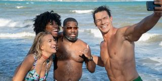 Vacation Friends main cast Hulu