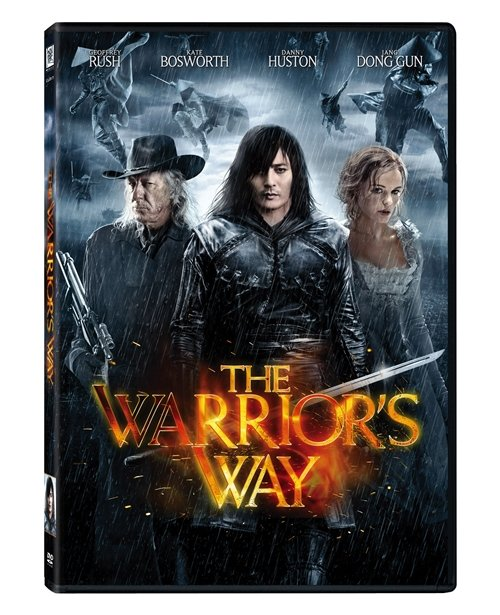 The Warriors Way Is To Buy This DVD #16809