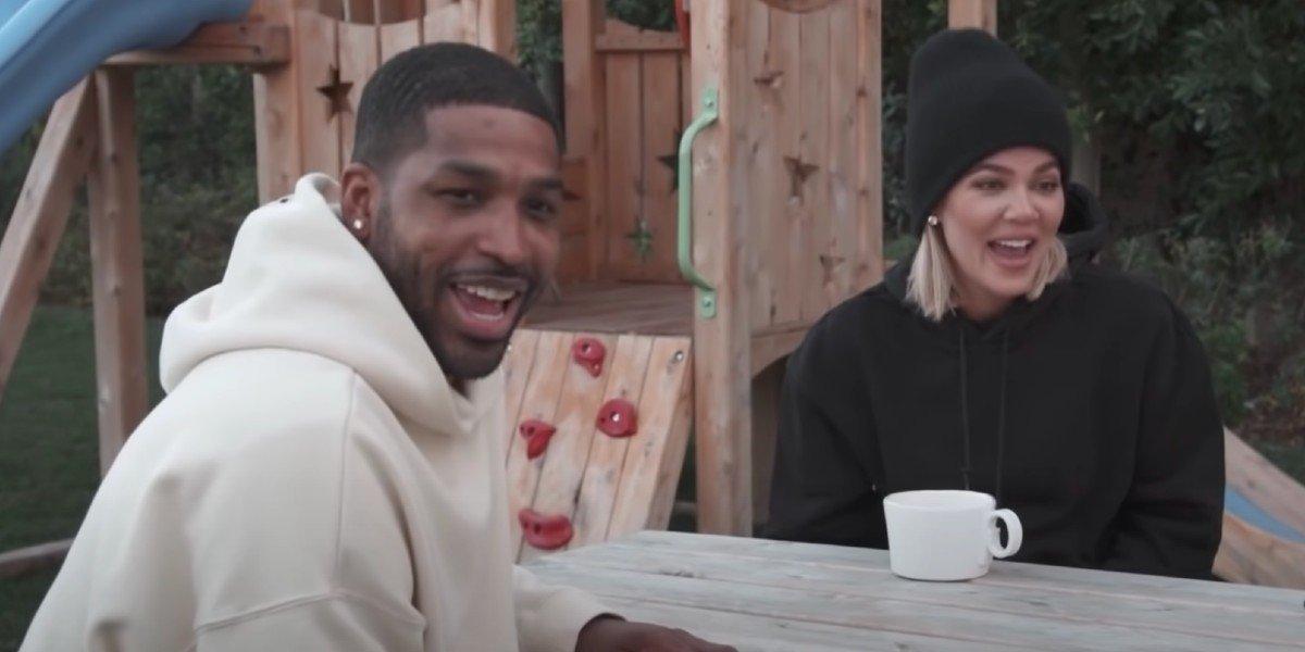 Tristan Thompson and Khloe Kardashian on Keeping Up with the Kardashians