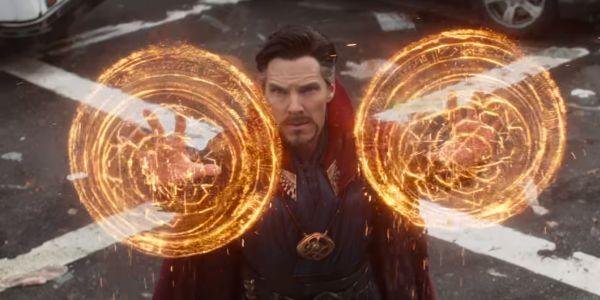 Doctor Strange Benedict Cumberbatch Avengers: Infinity War
