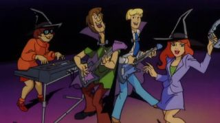 Some of the main _Scooby-Doo_ gang.
