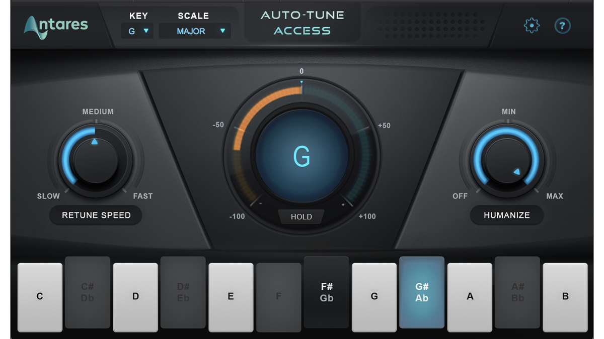 NAMM 2019: Auto-Tune Access could be the perfect pitch-correcting