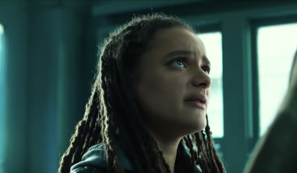 Sasha Lane hellboy