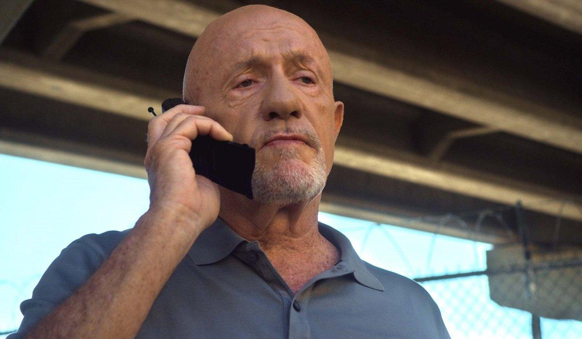 Mike Better Call Saul AMC