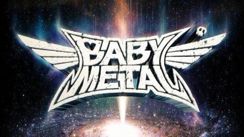 BAbymetal metal galaxy artwork