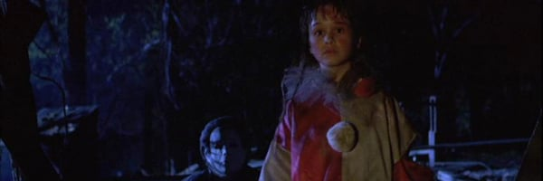Halloween IV: The Return of Michael Myers Danielle Harris Jamie stands in the graveyard