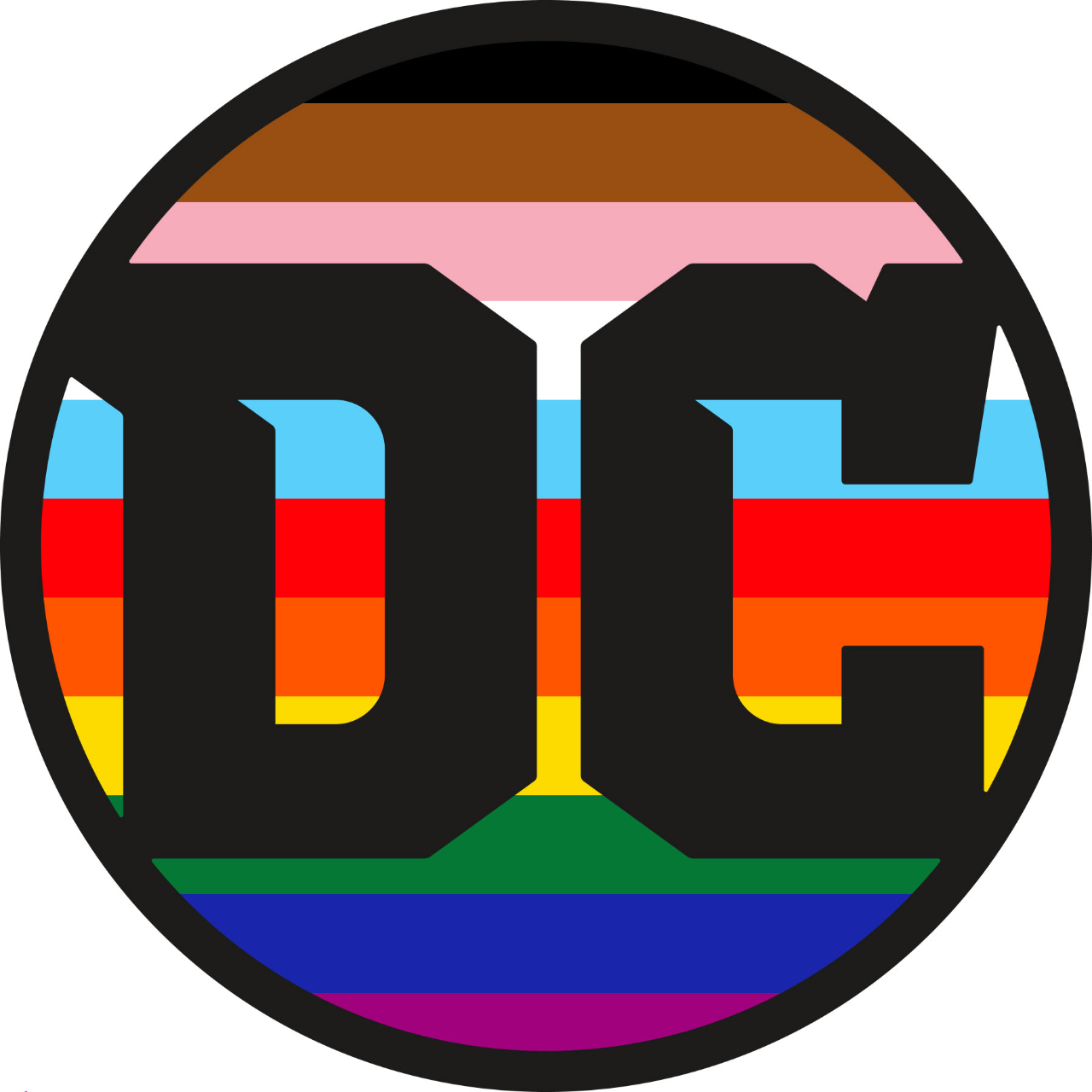 Orgullo DC # 1