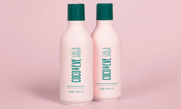 Coco & Eve Shampoo and Conditioner