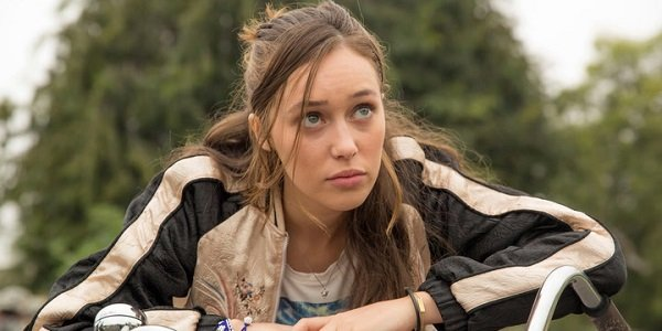 Alicia Clark Alycia Debnam-Carey Fear The Walking Dead AMC