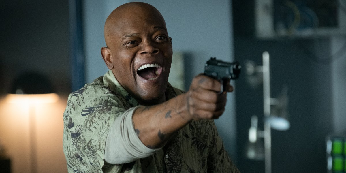 Samuel L. Jackson Has A Message For The Fans After The Hitman's Wife's Bodyguard Hits #1