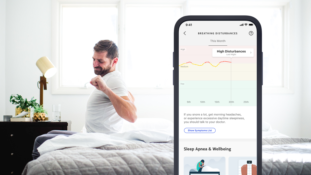 Withings Sleep just got even better with sleep apnea tracking