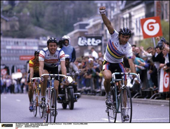 Argentin wins 1987 Liege