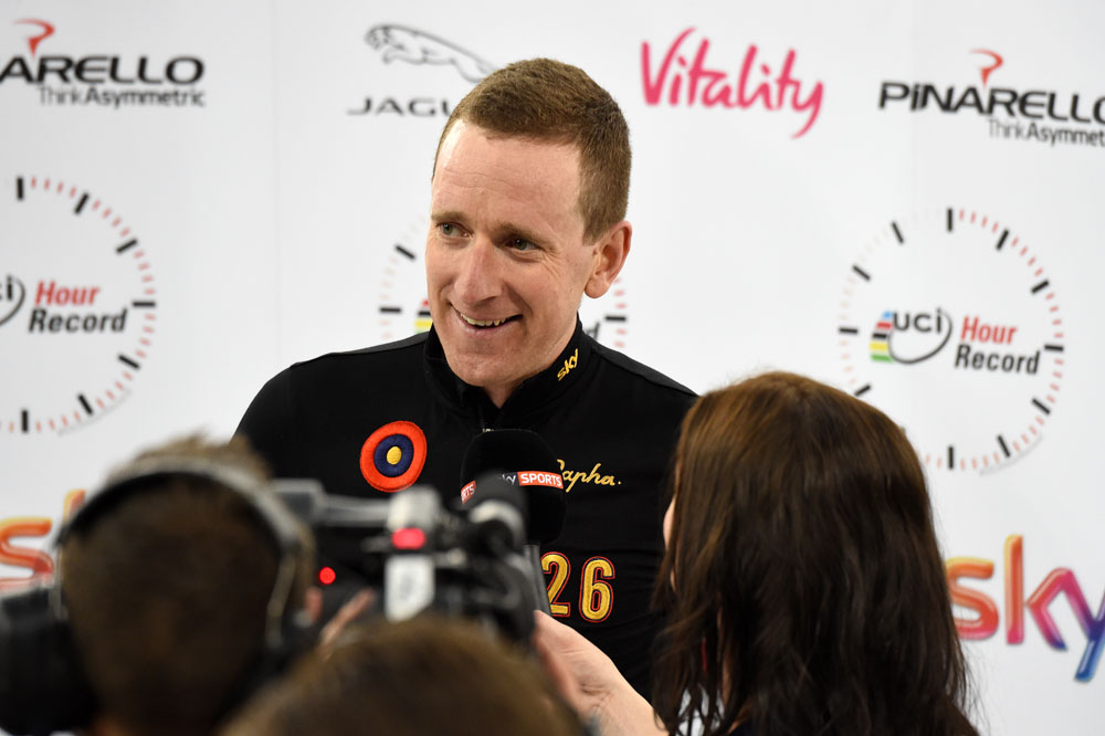 1f0fc09f954 The tech behind Bradley Wiggins s Hour Record success - Cycling Weekly