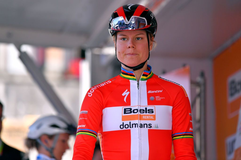 Dideriksen: I struggled to live up to expectations after Worlds win